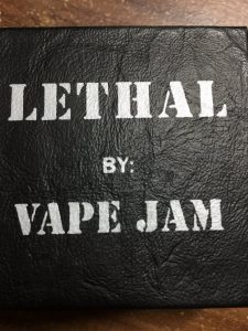 Lethal RDA by Vape Jam
