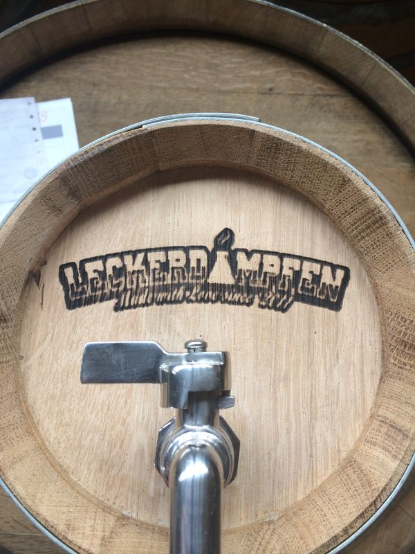 Vapers Oak Barrel
